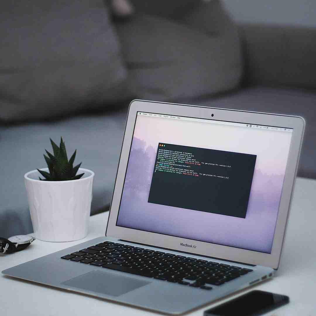 Comment ouvrir le Terminal sur un Mac