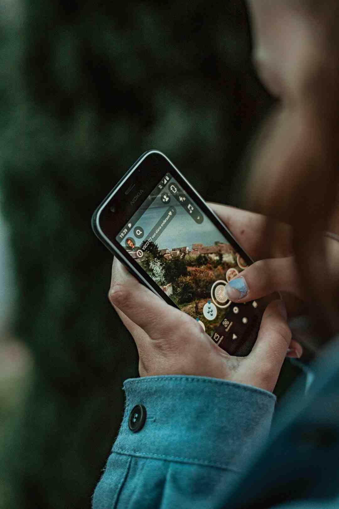 Comment avoir Snap en mode sombre iPhone ?