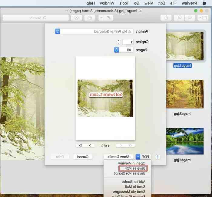 Comment fusionner plusieurs pdf