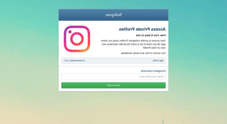 Comment accéder aux photos d'un compte privé sur Instagram ?