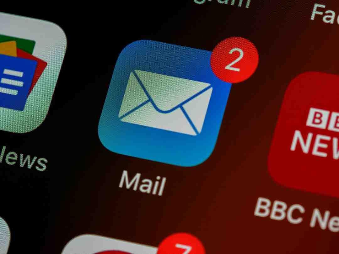 Comment créer un mail